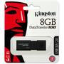 Pen Drive Kingston 8gb Dt100 G3 Usb 3.0 100% Original