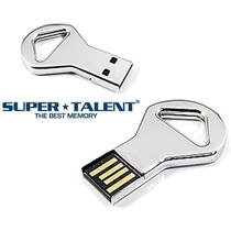 Mini Pen Drive Pico Chave 32gb Super Talent Ckb Prova Dágua