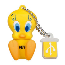 Pendrive 4gb Flash Drive Emtec Piu-piu
