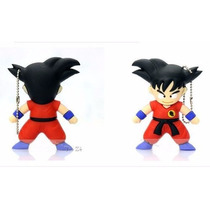 Pendrive Personalizado Dragon Ball Z Goku 8 Gb .