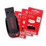 Pen Drive 4 Gb Sandisk Cruzer Blade Original Frete R$8,00