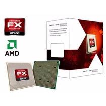Processador Amd Fx 4300 Black Edition - Box Lacrado