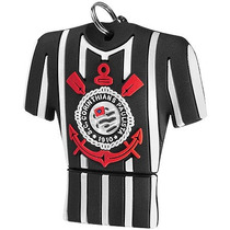 Pendrive 4gb Camisa Corinthians Oficial Lindo Nf E Garantia