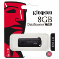 Pendrive Kingston 8gb Datatraveler Se8 Lacrado 100% Original