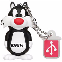 Pen Drive 4gb Frajola Original Emtec Promoção!!!