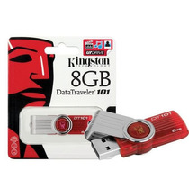 Pen Drive Kingston 8gb Modelo Dt101 G2 Novo Lacrado