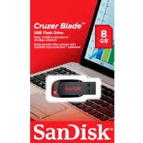 Pen Drive 8gb Sandisk Original E Lacrado