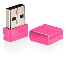 Pen Drive Multilaser Nano 8gb Rosa Pd063 - 5 Anos Garantia