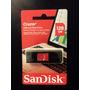 Sandisk Cruzer Cz36 128gb Flash Drive Pen Lacrado Original