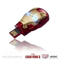 Pen Drive 8gb Homem De Ferro