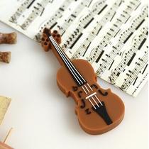 Pendrive Personalizado 4 Gb Violino, Viola, Musica
