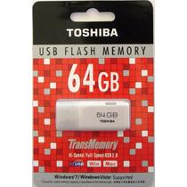 Pen Drive Toshiba 64 Gb - Frete Gratis