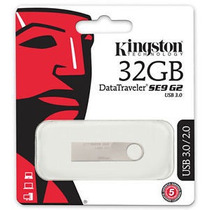 Pen Drive Usb 3.0 Kingston Dtse9g2/32gb Se9 G2 Frete Barato