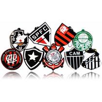 Pen Drive 4gb, Escudo, Palmeiras, Corinthians, Sao Paulo