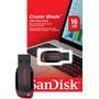 Pendrive Sandisk Cruzer Blade Z50 16gb Frete Grátis