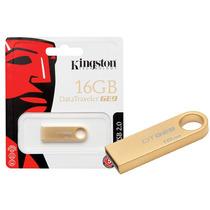 Pen Drive Usb 2.0 Kingston Dtge9/16gbz Datatraveler Ge9 16g