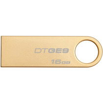 Kingston Technology Flash Dtge9/16gbz 16gb Datatraveler Ge9