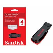 Pen Drive 4gb San Disk
