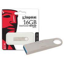 Pen Drive Usb 3.0 Kingston Dtse9g2/16gb Datatraveler Se9 G2