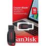 Pendrive Sandisk 16gb Cruzer Blade Original Lacrado