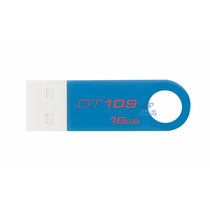 Mini Pendrive Kingston 16gb Slim Dt109 Lacrado