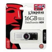Pen Drive 16gb Kingston Original - Lacrado Blister