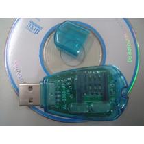 Leitor Gravador De Chip Gsm Celular Sim Card Reader Usb