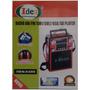 Caixa De Som Idea Id8287u-gravador-leds E Lanterna+brinde
