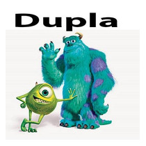 Pendrive Personalgens Dupla Monstros Sa Filme Disney Pixar