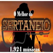 Sertanejo Pen Drive (2.011 Músicas)