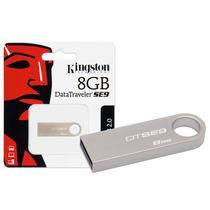 Pen Drive Usb 2.0 Kingston Dtse9h/8gbz Datatraveler Se9 8gb