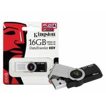 Pendrive Kingston 16gb Dt 101 G2 Com Urdrive - Certificado