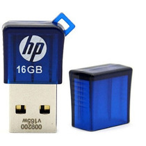 Pen Drive Hp 16 Gb Usb 2.0 Original + 1 Ano De Garantia