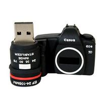 Pendrive Personalizado Câmera Canon 5d - 4gb
