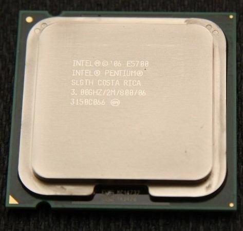 Pentium Dual Core E5700 3,0 Ghz 64bits Oem Garantia Upgrade
