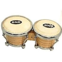 Bongo Bnb - Madeira, Aro Cromado + Brinde