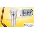 Timbal De Alumínio 70x14 16 Afinações Pele Porosa C/ Suporte