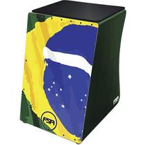 Cajon Eletrico Fsa Design Brasil Fc6607 Com Captação Dupla