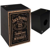 Cajón Elétrico Jaguar - K2 Eq - Jack Daniels Maxcomp Musical