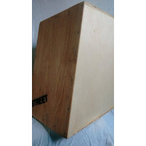 Cajon Street By Jc Percussion Eletrico + Brinde