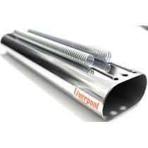 Reco Reco 2 Molas Em Metal Cromado - Dinhos