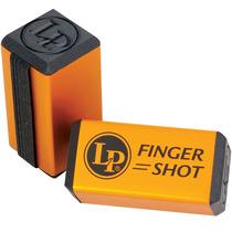 Ganza Profissional Finger Shots Lp Lp442f 1 Peça