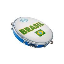 Pandeiro Izzo 10 Abs Pele Leitosa Brasil 5964 - 3295