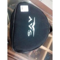Bag Para Pandeiro 1/2 Lua Pandeirola Avs Super Luxo