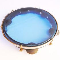 Instrumento De Percussão Pandeiro Nylon 10 Objetos Antigos