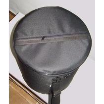 Capa Bag Surdo De Samba 18 X 60 Cm + Bag De Carrilhão