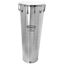 Percussão Timbal Rmv Em Aluminio 14x85 Novo - Na Caixa C/nfe