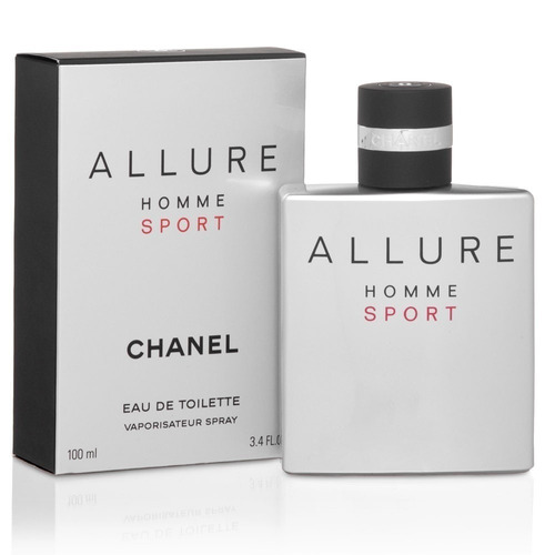Perfume Allure Homme Sport 100ml Chanel - Original