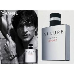 Perfume Allure Sport Chamel 100ml Men Original Lacrado