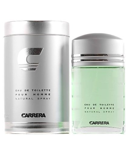 Perfume Carrera Masculino 100 Ml Original Na Lata